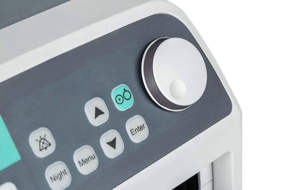 Commercio all'ingrosso Portatile Ospedale Siringa Automatica Pompa di Infusione Volumetrica Pompa di Infusione per Gli Strumenti ICU