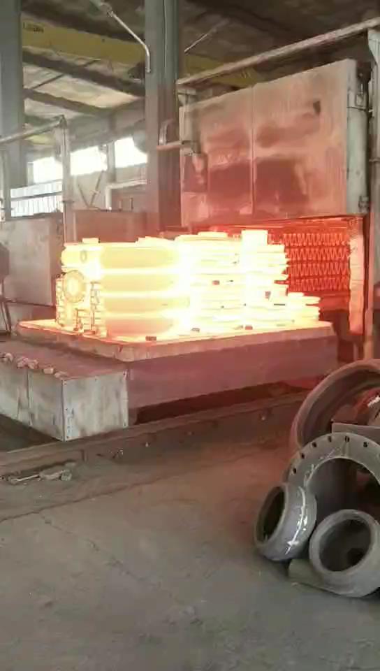 Silicon Nitride Bonded Silicon Carbide impeller 6/4