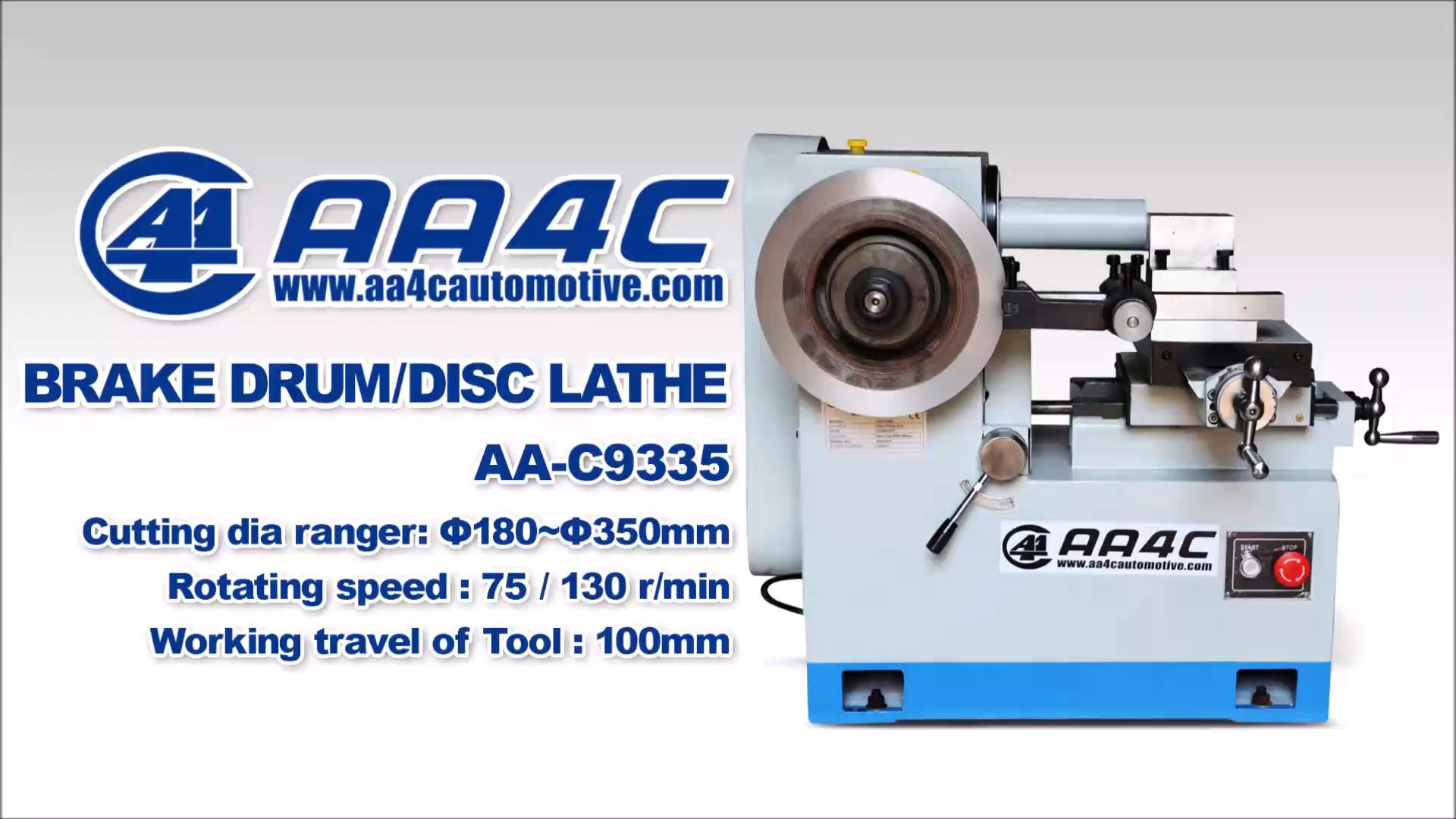 Tambor de freio torno AA4C C9335B