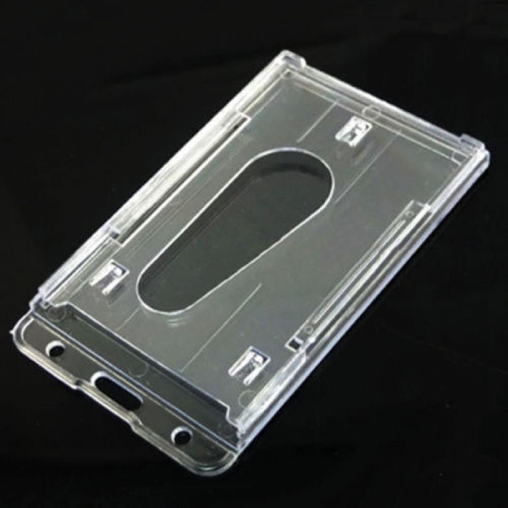 1 шт., водонепроницаемый ПВХ прозрачный идентификатор автобуса, держатель для карты, брелок для ключей, чехол, кошелек, сумка, держатель для з...(Китай)