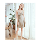 New Arrival Fashion Ladies Sleepwear Pajamas Custom Sexy Women Nightdress
