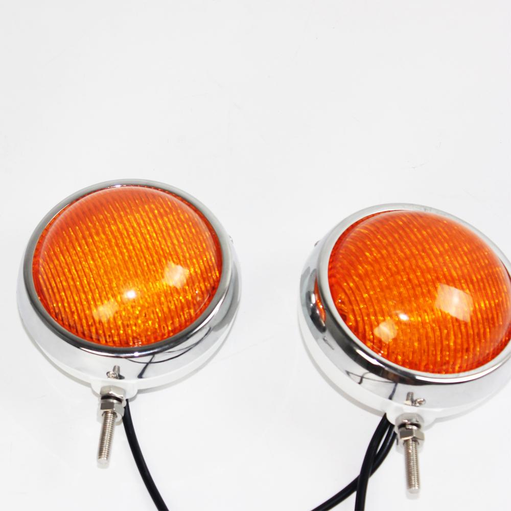 Police Motorcycle Warning Flashing Light Red Blue Led Motorcycle Headlights Led Motorcycle Bike Warning Light