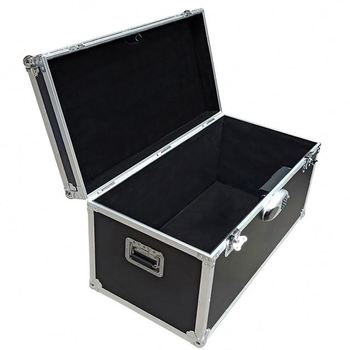 Factory Direct Professional Custom Air Aluminum Flight Case For Music Equipment Shipping