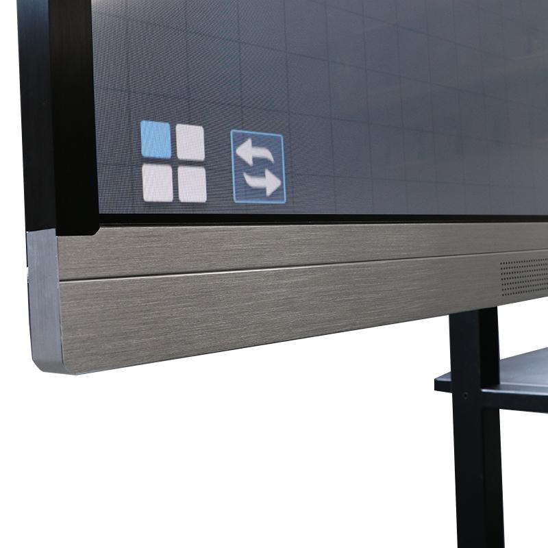 Monitor 100 inch Anti glare touch panel Smart tv 55