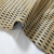 Wholesale fashionable 230gsm 100% polyester tricot brushed big hole sandwich mesh fabric
