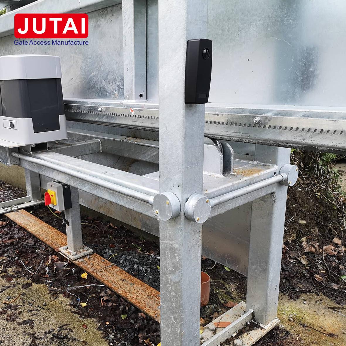 Automatische Gate-Funkbatterie-Infrarotstrahl-Fotozelle