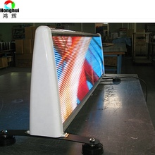 Outdoor P5mm <span class=keywords><strong>Taxi</strong></span> Top LED Display <span class=keywords><strong>Taxi</strong></span> Led-<span class=keywords><strong>anzeige</strong></span>