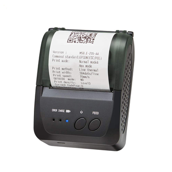 Free SDK 2inch Mini Bluetooth Thermal mobile receipt Printer for Android IOS