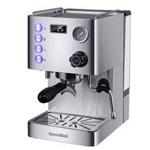 Автоматическая машина для эспрессо, 15 бар, итальянский домашний Профессиональный энтузиаст на пару, бойлер из нержавеющей стали 500 мл, Паров...(Китай)