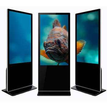 Stand Kiosk Vertical Advertising TV Digital Signage LCD Display