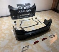 suv accessories car bumper body kit for Toyota rush