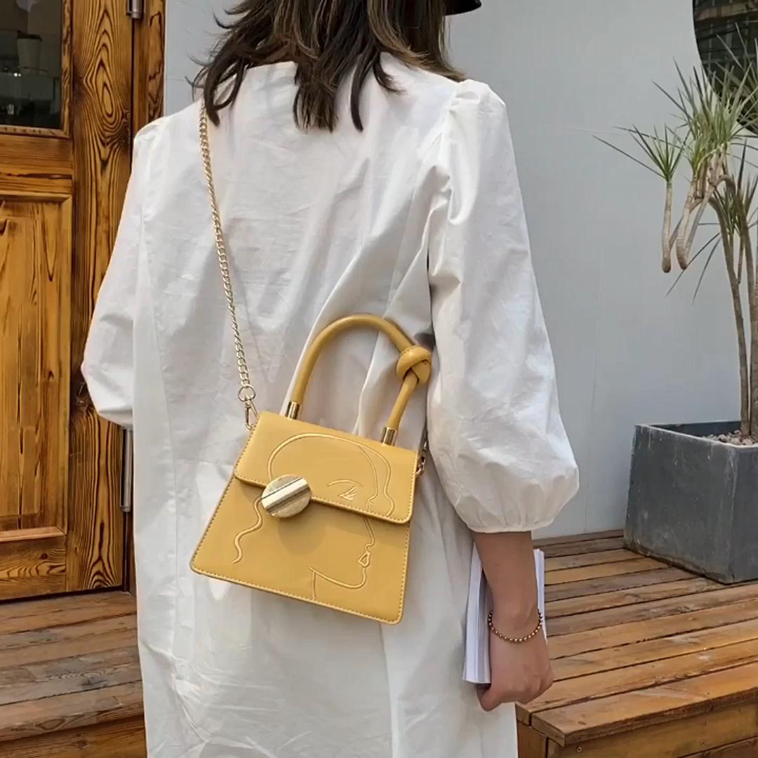 2020 Designerกระเป๋าถือสุภาพสตรีCrossbodyไหล่กระเป๋าปักกระเป๋าถือผู้หญิง