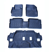car mats 3D floor mat for specific car use for Xpander