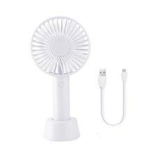 Новый мини ручной вентилятор ABS портативный вентилятор для офиса на открытом воздухе бытовой путешествия сильный ветер вентилятор(Китай)