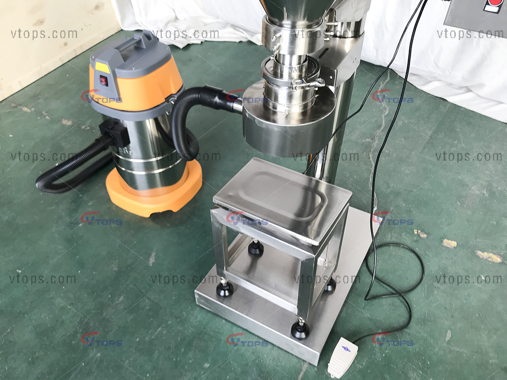 China Factory Price Coffee Milk Protein Spices Dry Powder Filling Machine for Bottle Jar Can