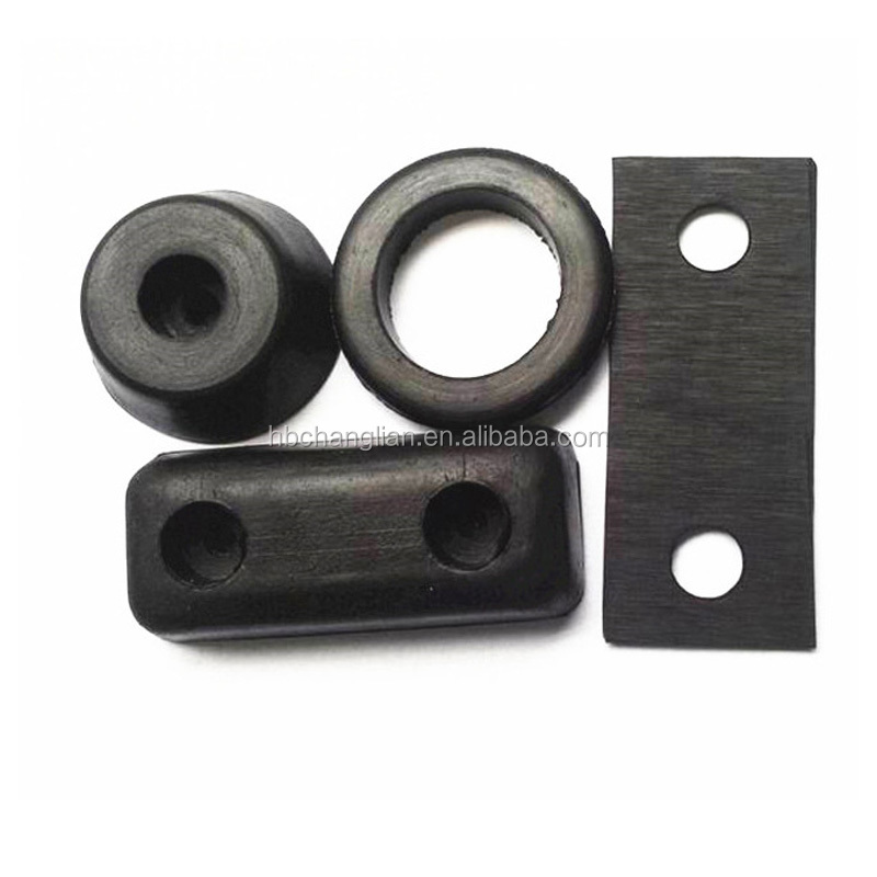 molded round flat EPDM rubber gasket