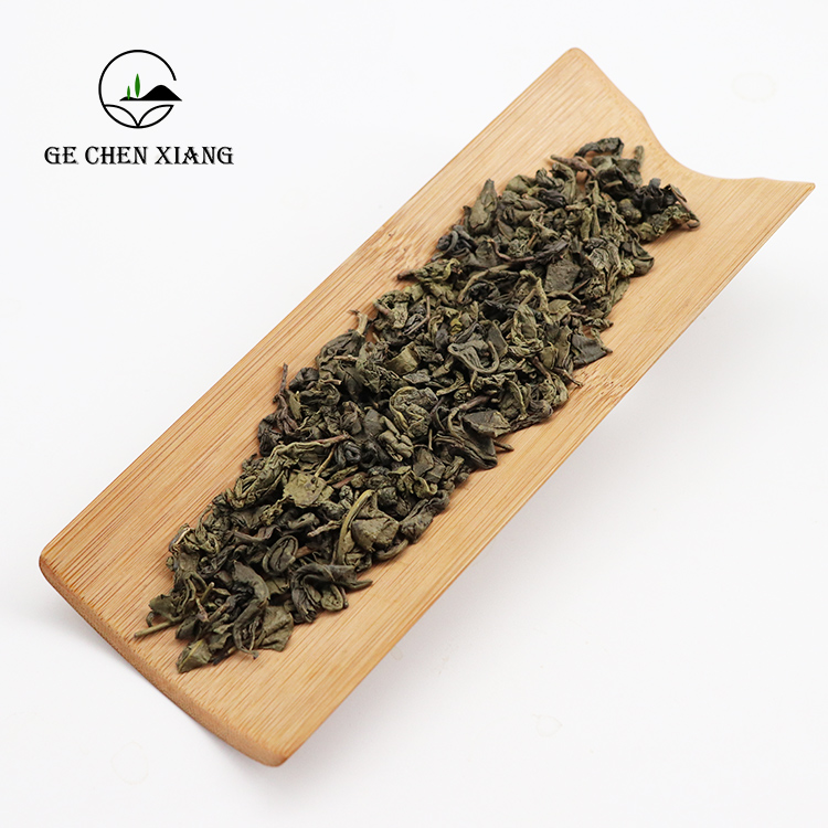 China organic gunpowder green tea 9375 for EU standar - 4uTea   4uTea.com