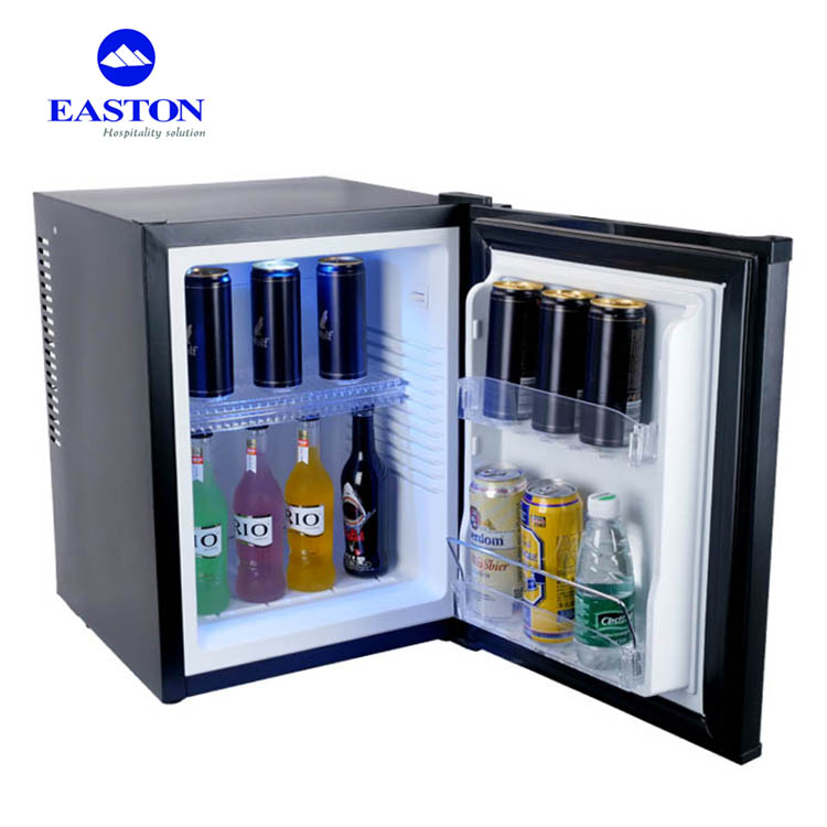 Hotel Mini Bar Fridges 40L Thermoelectric Mini <strong>Refrigerator</strong> for Hotel Absorption Minibar