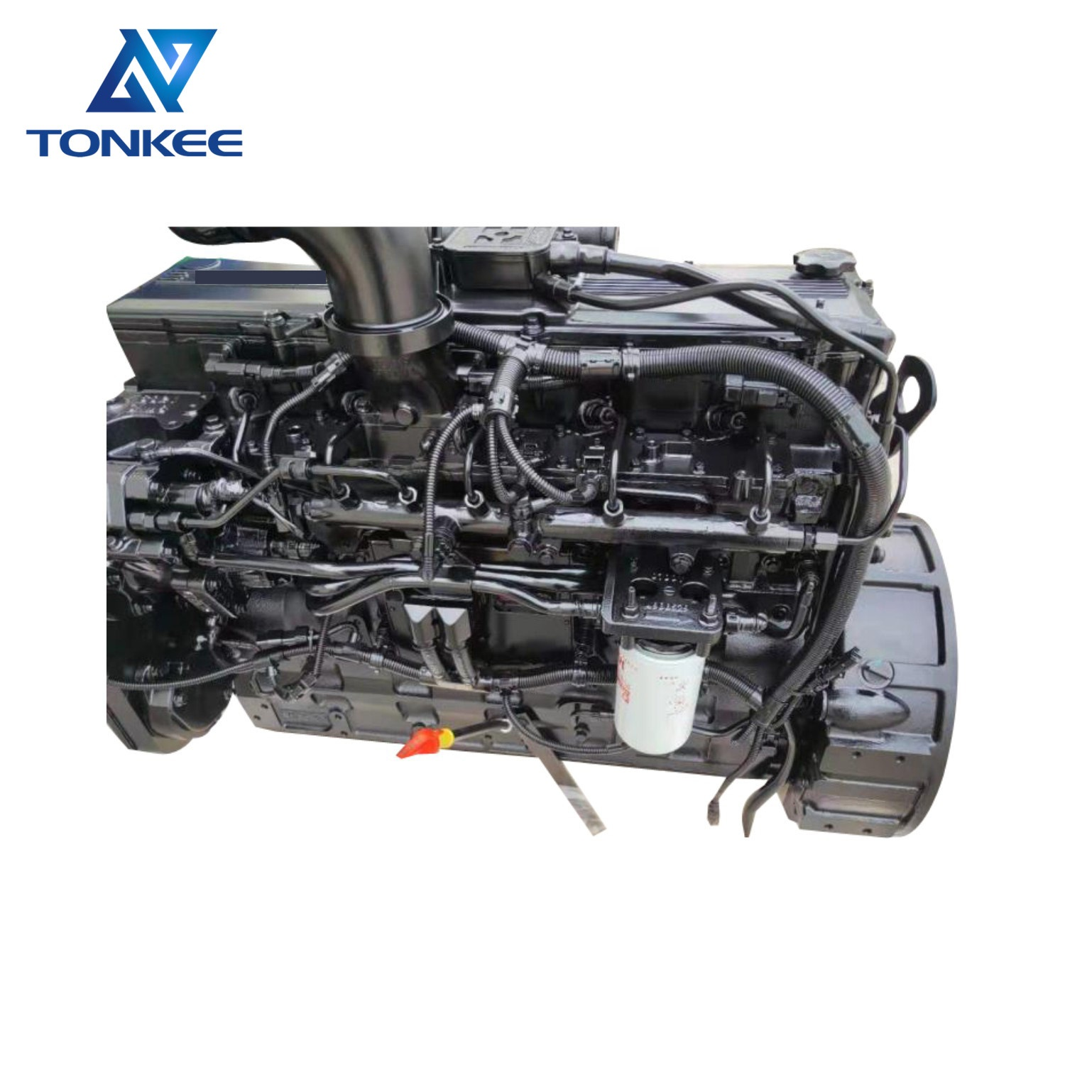 SAA6D114E-3 6D114-3 complete diesel engine assy PC300-8 PC350-8 PC360-8 excavator whole diesel engine assembly with 4933120 (2).jpg