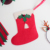 Non-woven Fabric Xmas Ornaments Christmas Stockings DIY Supply
