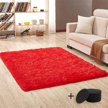 Маленькие Мини-коврики на пол 38 #60*120 см, мягкое домашнее одеяло для спальни, супер мягкий ковер из искусственного меха для спальни, дивана, го...(Китай)