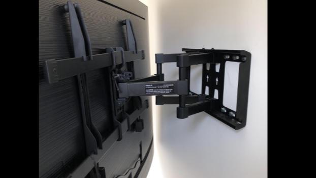 الحديثة الترا قوية التلفزيون جدار جبل الميل قابل للتعديل لد جبل للتلفزيون حجم 30 ''إلى 72''