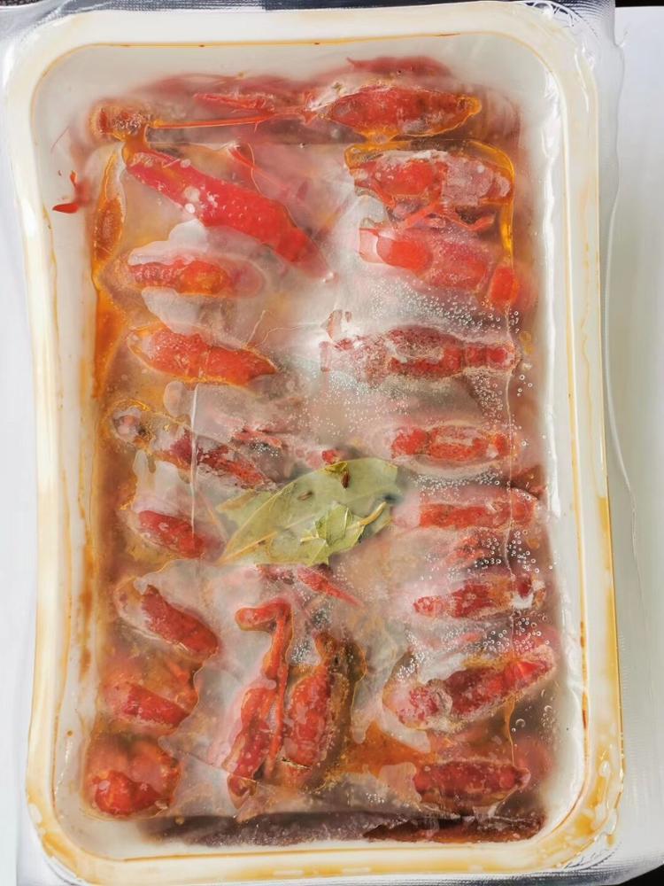 New Season Cooked Frozen Crawfish/Crayfish for sale