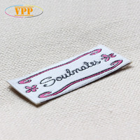 Women Private Cloth Shoe Inside Label