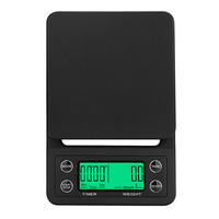 2019 Trending New Electronic Coffee scale Weighing Digital Food Kitchen Scale