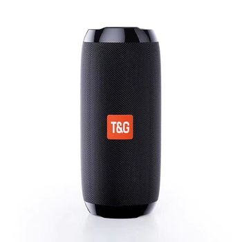 Portable Mini Outdoor Speaker TG117 Super Bass Bluetooth Speakers Support FM TF USB