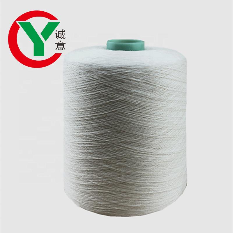 Chinese wholesale 24N 28N 36N 48N 100% long fiber bleached linen yarn for circular knitting
