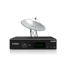 Hot Selling Set Top Box Oem Fabriek Mini Order Satelliet Tv Ontvanger <span class=keywords><strong>Fta</strong></span> DVB-S2 Voor Smart Tv Box 4 K