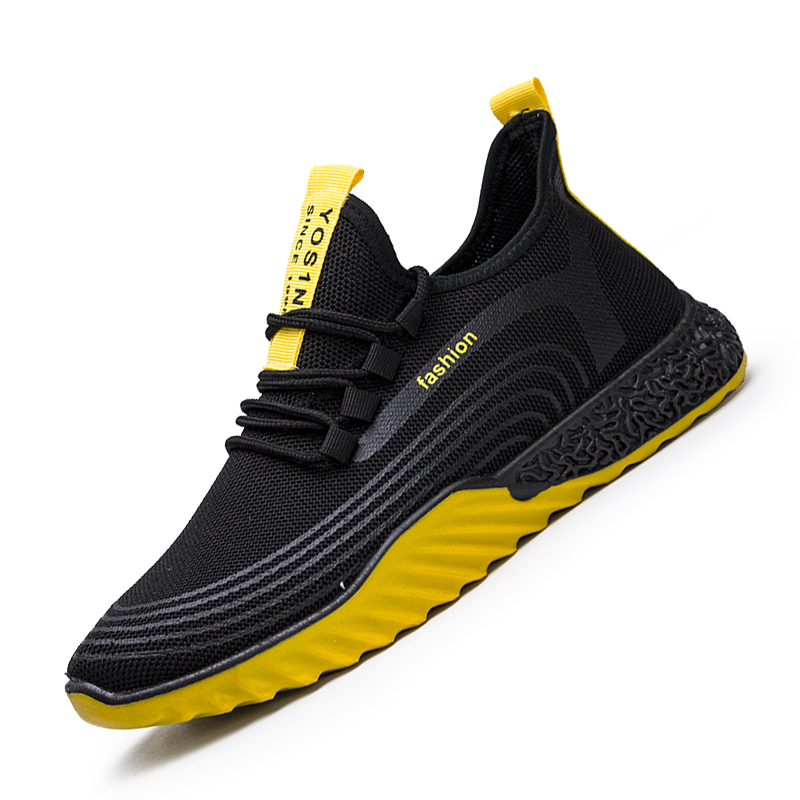 Factory wholesale new style sport casual shoes mens fashion sneakers