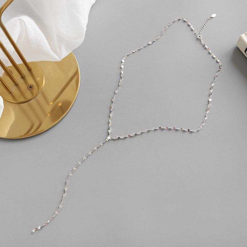 Amazon トップ販売ファッション 925 シルバーローズゴールドメッキムーンネックレス安価な 925 誠実なシルバージュエリー 2020 ゴールドハートペンダント