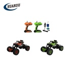 1:16 2.4g wireless remote control 4wd double steering waterproof climbing electric rc car toy
