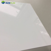 Custom made plastic 3mm roll abs sheet cost price per kg