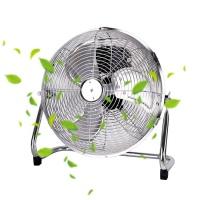 High speed 12 Inch quiet industrial oscillating metal fan