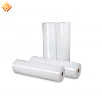 High Standard china wholesale designed 23 micron lldpe stretch film wrap pallet pe shrink film for packing