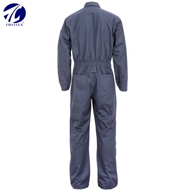wholesale new design one piece marine indsutrial welding cheap fire resistance fireproof boiler suit workman coverall workwear