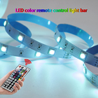 12V SMD5050 16.4ft RGB led strip light kit with wifi controller rgb strip led