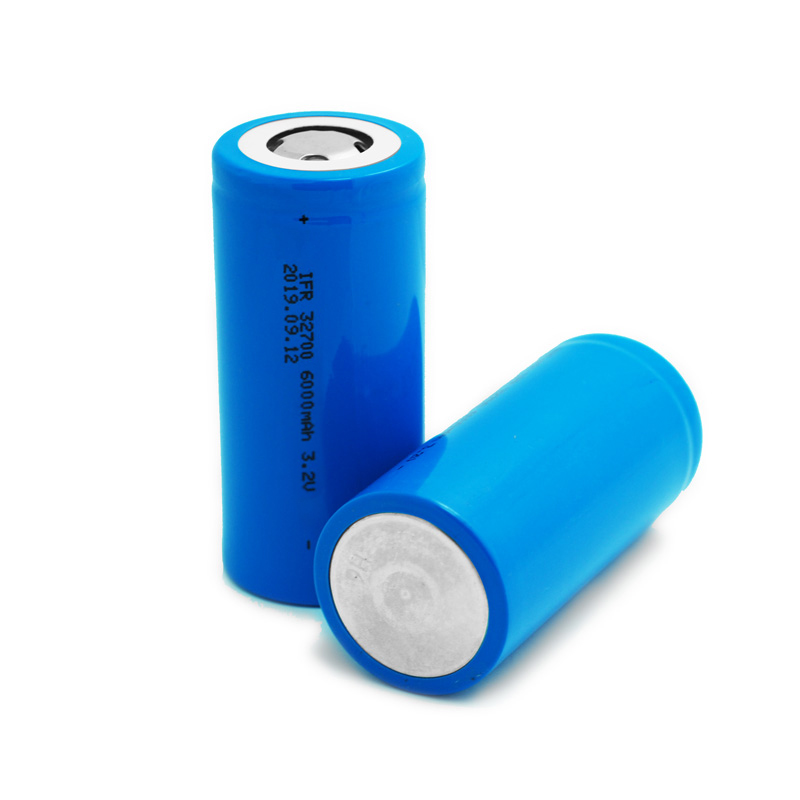 Hot Sell Deep Cycle LiFePO4 6000mAh 3.2V IFR 32650 <strong>Battery</strong> Cells with CE RoHS &amp; BIS Certificates