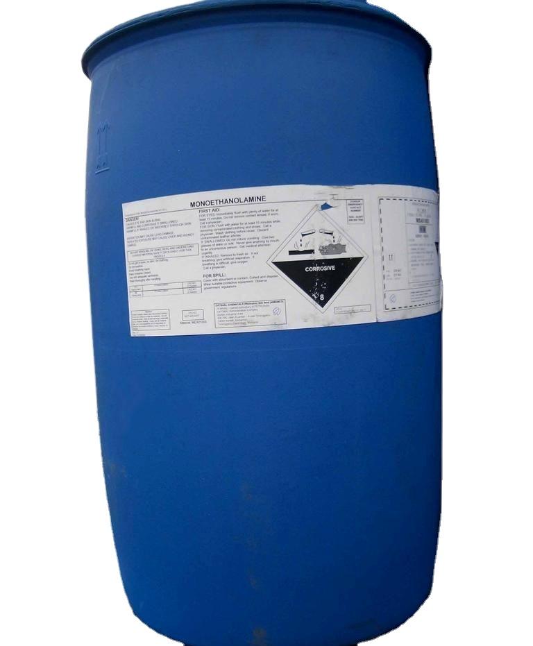 Wholesale Top quality 99.5% MEA Monoethanolamine price/ Ethanolamine Cas141-43-5