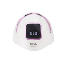 with handling Black Pink White Star2 72w uv led nail polish dryer