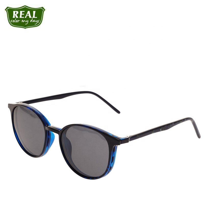 Hot Sale New Design TR90 Frame Unisex Clip On Magnetic Sunglasses