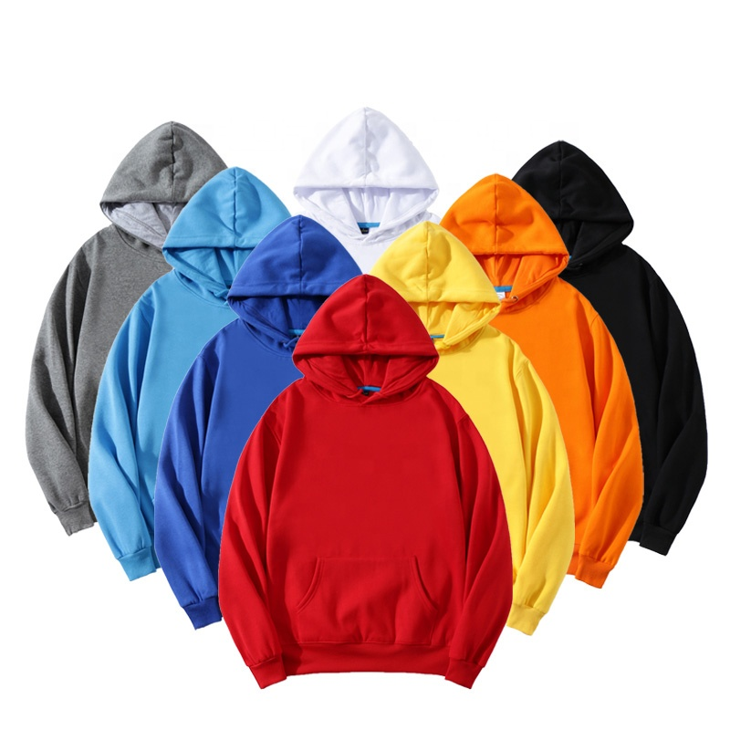 High Quality 100% Cotton Pullover Warm Wholesale Men Custom Printing Embroidery <strong>Hoodies</strong>