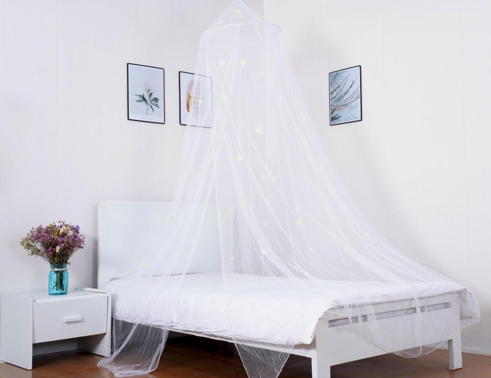 Encuentre el mejor fabricante de decorar mosquitero para