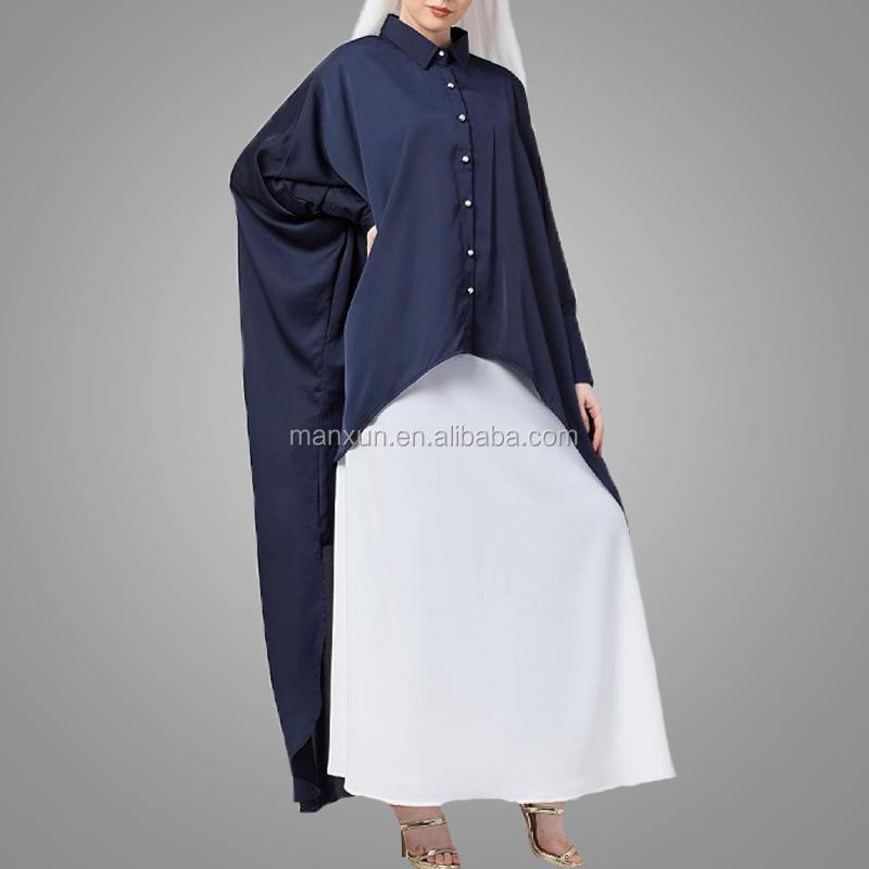 Baju Lengan Kelelawar Kaftan Model Terbaru Wanita Pakaian Muslim Dubai Arab Polos Mantel Abaya Buy 20014 Indah Halter Chiffon Beaded Evening Dres Busana Abaya Arab Wanita Abaya Fashion Product On Alibaba Com