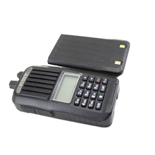 Ce-zulassung IP65 Handheld K8 Ham Radio Transceiver Walkie Talkie 2 Weg Radio