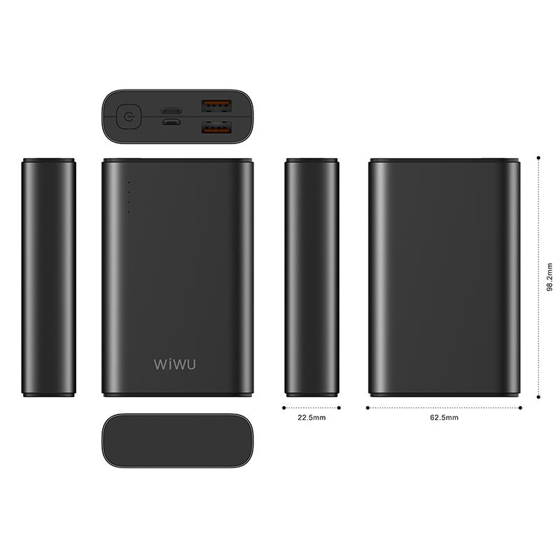 WiWU  JC-05移动电源10000毫安