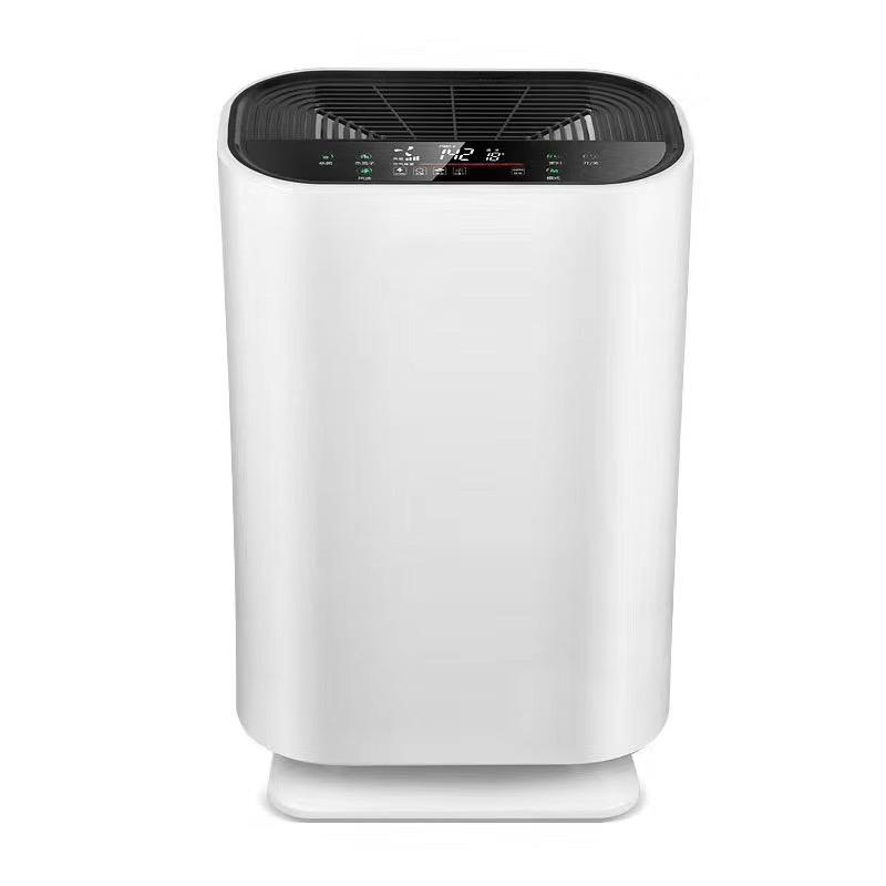 Pm2.5 temizleme formaldehit hava temizleyici ortadan kaldırır alerjen İyonlaştırıcı ile Hepa hava temizleyici